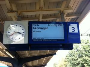 bord Groningen