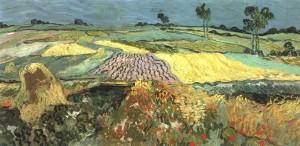 korenveld bij Auvers02